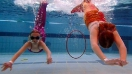 Ehringshäuser Schwimmnachwuchs erlebte Schwimmtraining der besonderen Art 2018